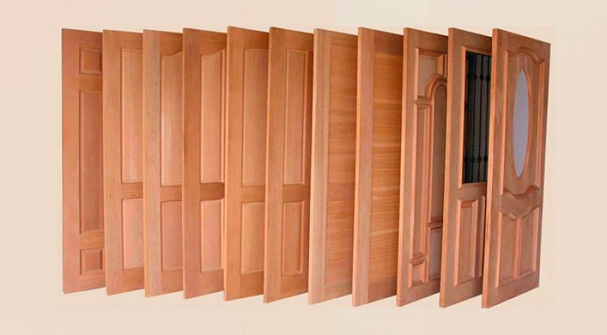 Puertas de roble plavifom for Puertas de madera en oferta